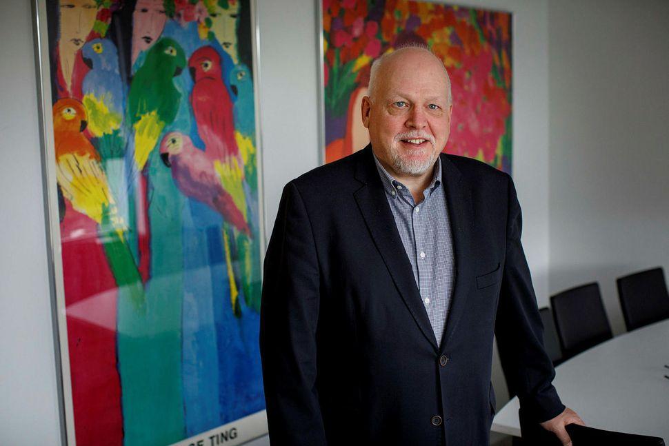 Sveinn Guðmundsson, stjórnarformaður SÍBS.