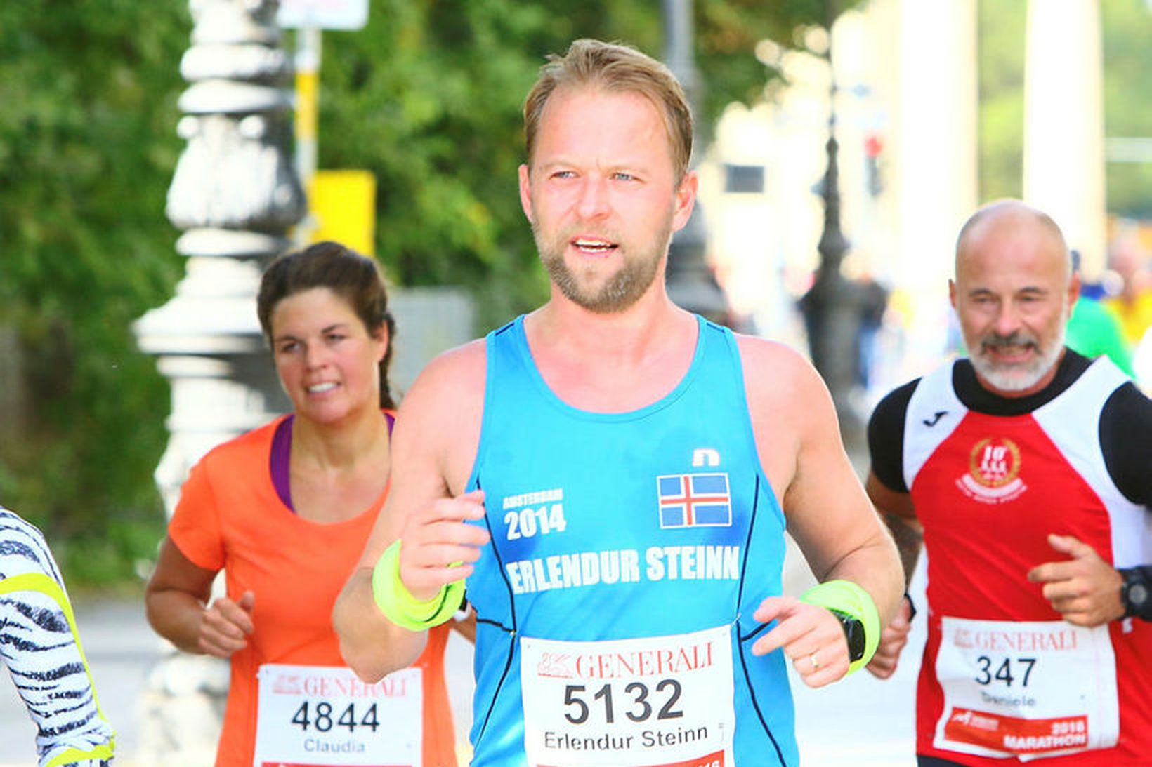 Erlendur Steinn Guðnason.