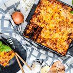 Súper lasagna sem engan svíkur