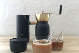 Ískalt kaffi í boði Stelton.