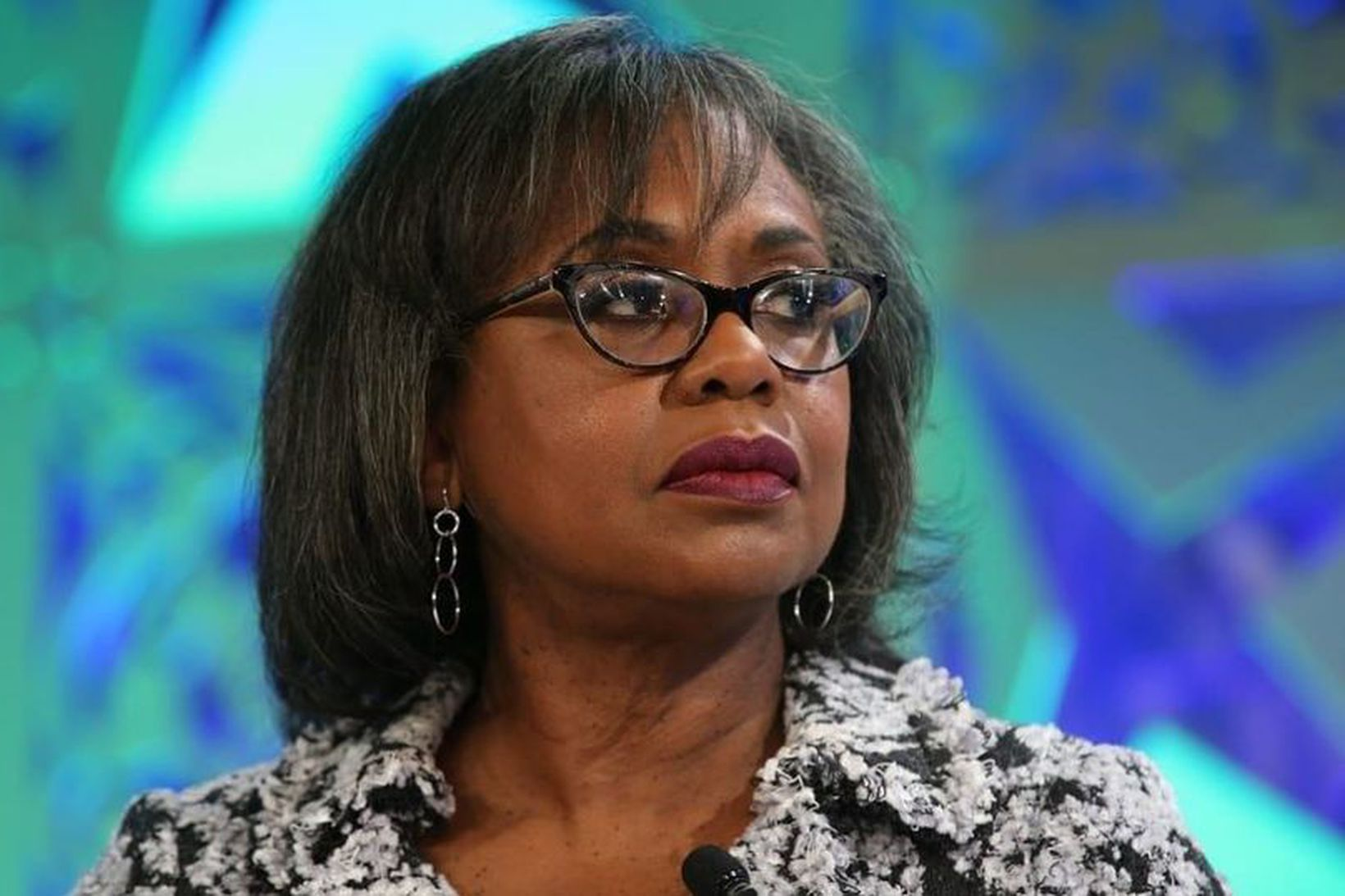 Anita Hill.