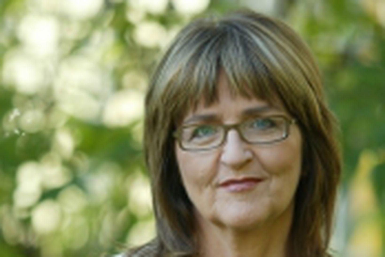 Ásta Ragnheiður Jóhannesdóttir.