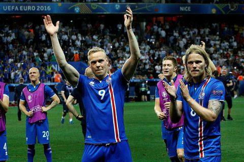 The effect of Icelandic National Team's success on Icelandic society are considerable.