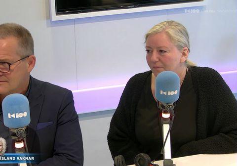 Hjónin Fritz Már Jörgenson og Díana Ósk Óskarsdóttir prestar