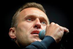 Alexei Navalny, leiðtogi rússnesku stjórnarandstöðunnar og stofnandi samtakanna FBK sem berjast gegn spillingu, segir Vladimir ...