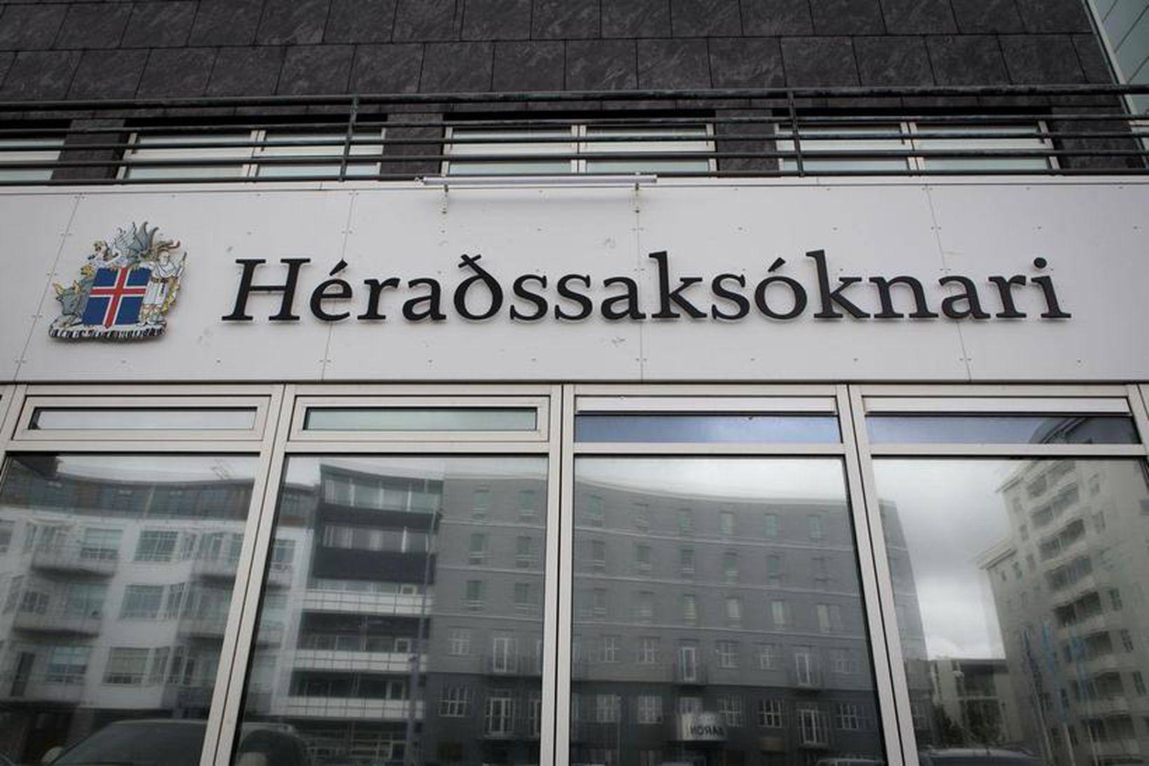 Húsnæði héraðssaksóknara.