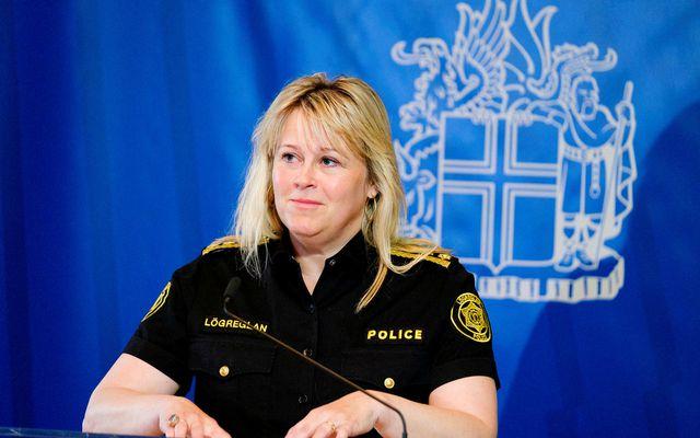 Sigríður Björk Guðjónsdóttir.