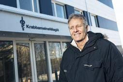 Kristján Oddsson starfaði áður sem framkvæmdastjóri Krabbameinsfélags Íslands.