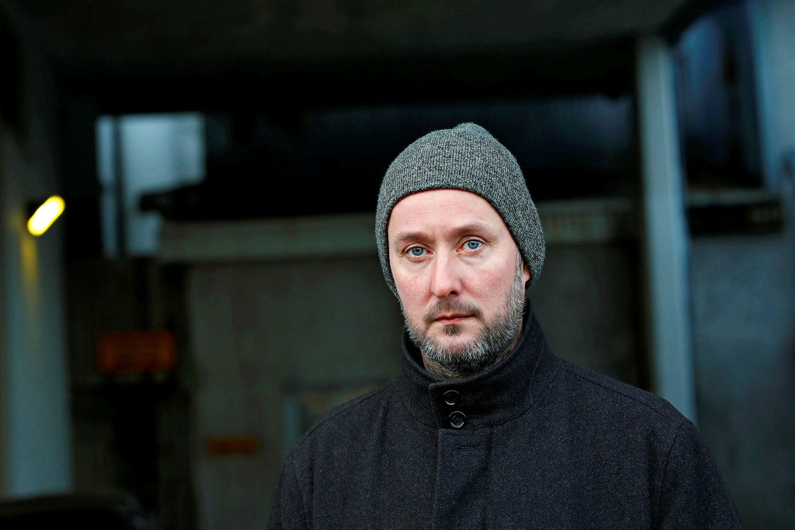 Rúnar Rúnarsson setur samfélagið í öndvegi í Bergmáli.