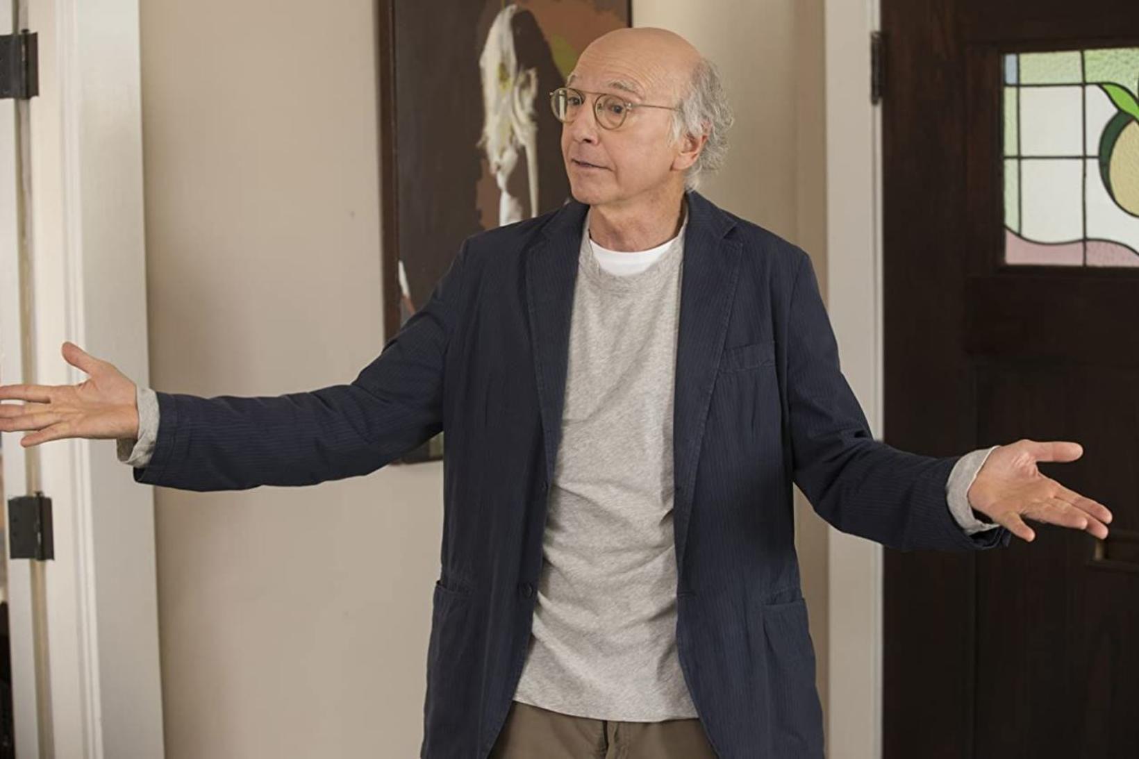 Larry David er kvæntur maður.