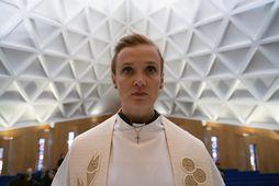 Lilja Nótt Þórarinsdóttir fer með eitt af aðalhlutverkunum í Systraböndum.