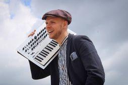 Kristján Hrannar Pálsson spilar Daft Punk á orgel Laugarneskirkju í kvöld