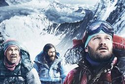 Everest var frumsýnd í Feneyjum í gær