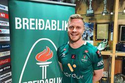 Arnar Sveinn Geirsson gæti verið á förum frá Blikum.