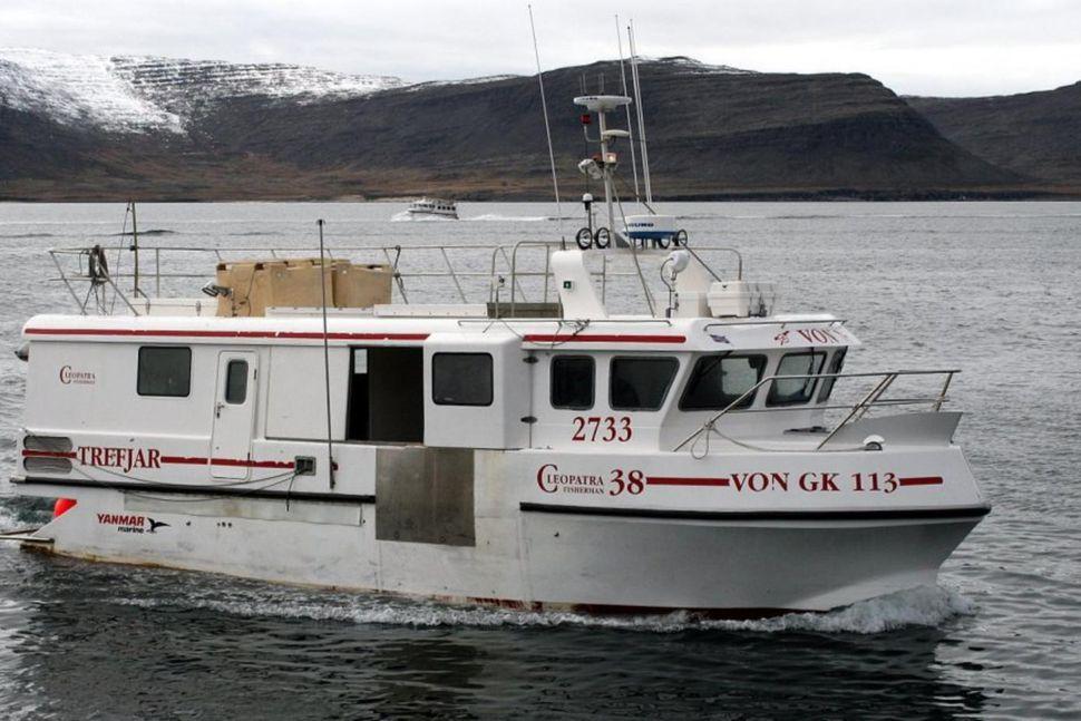 Von GK 113 hefur verið seld frá Sandgerði til Norðureyrar ...