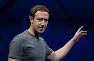 Áramótaheit Marks Zuckerbergs