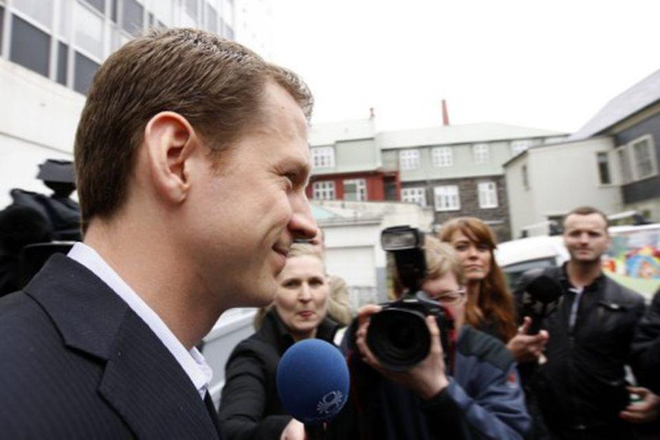 Hreiðar Már Sigurðsson