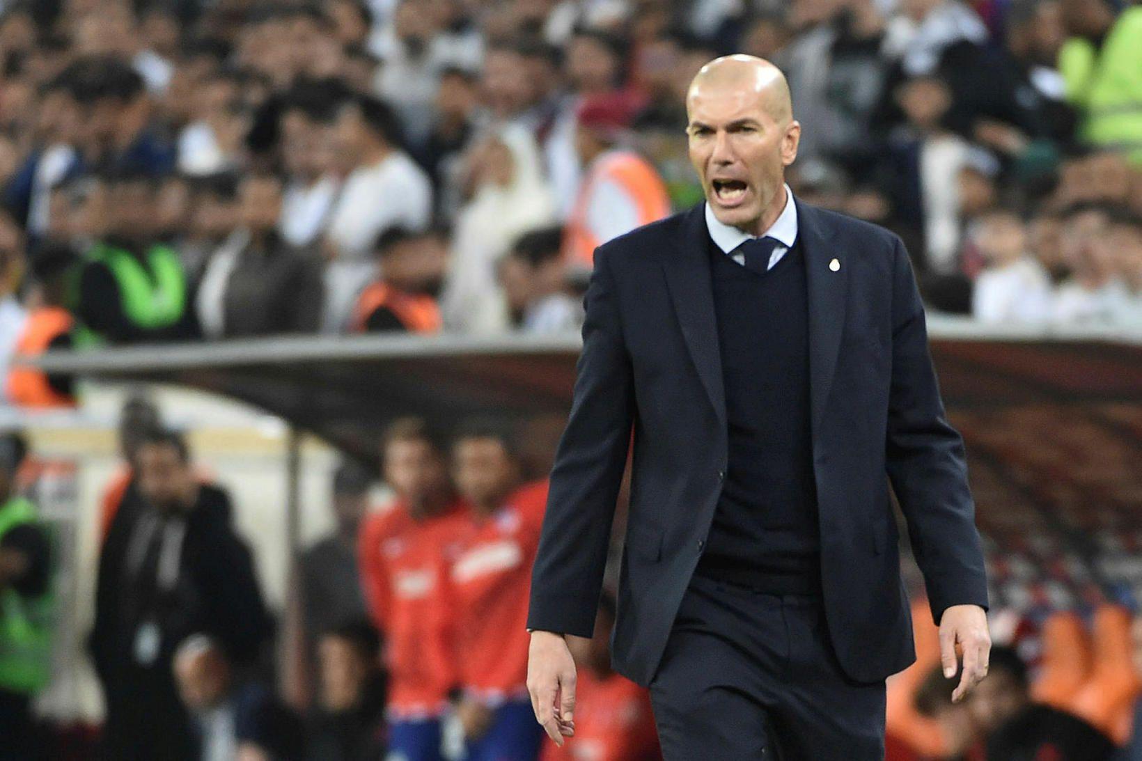 Zinedine Zidane stýrir Real Madrid en tekur hann við franska …