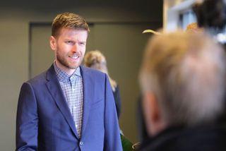 Oddur Ástráðsson, lögmaður bandaríska flugvélaleigufyrirtækisins ALC.