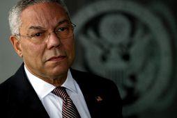 Colin Powell, fyrrverandi utanríkisráðherra Bandaríkjanna.