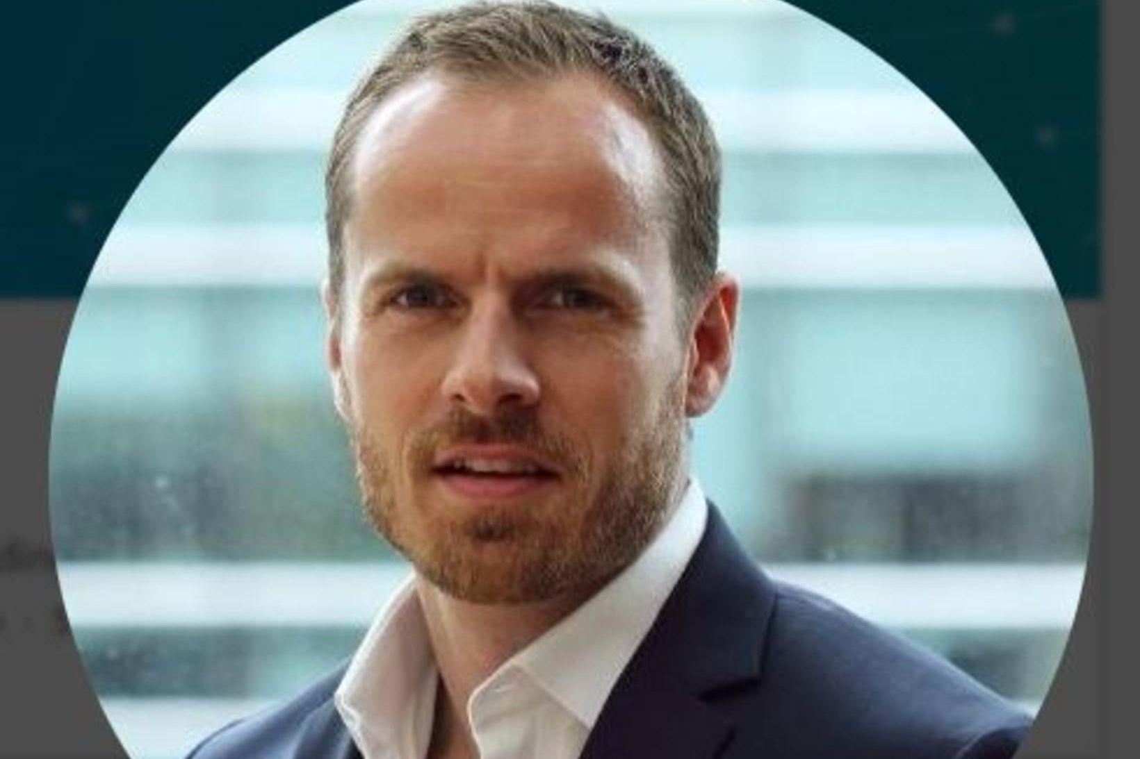 Kári Guðjón Hallgrímsson fjárfestir starfar hjá JP Morgan í Lundúnum.