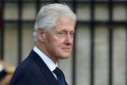 Bill Clinton árið 2019.