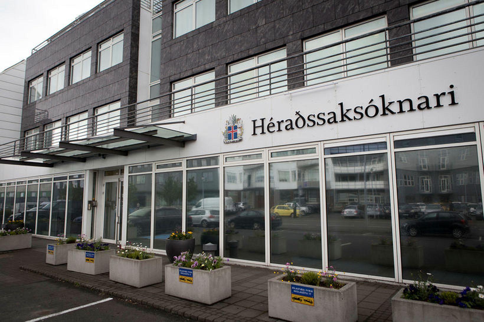 Héraðssaksóknari hefur gefið út ákæru á hendur manninum fyrir brot …