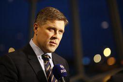 Bjarni Benediktsson er fjármálaráðherra.