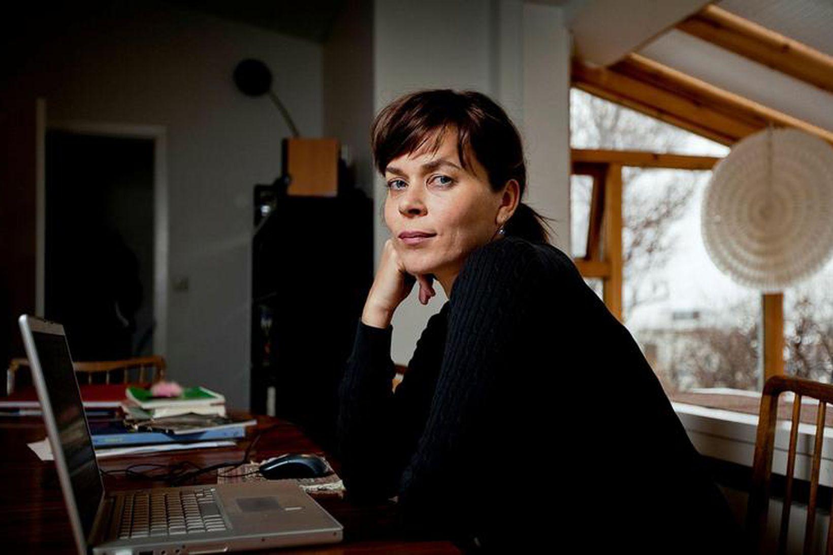 Margrét Örnólfsdóttir.