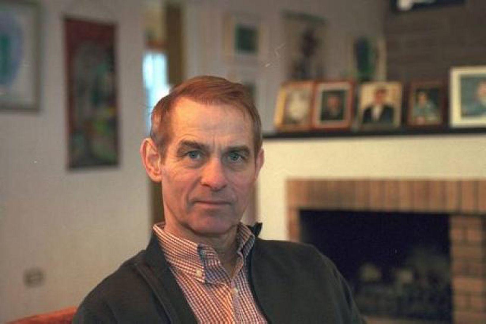 Stefán Már Stefánsson prófessor.