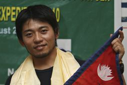 Nobukazu Kuriki hefur reynt við Everest fimm sinnum