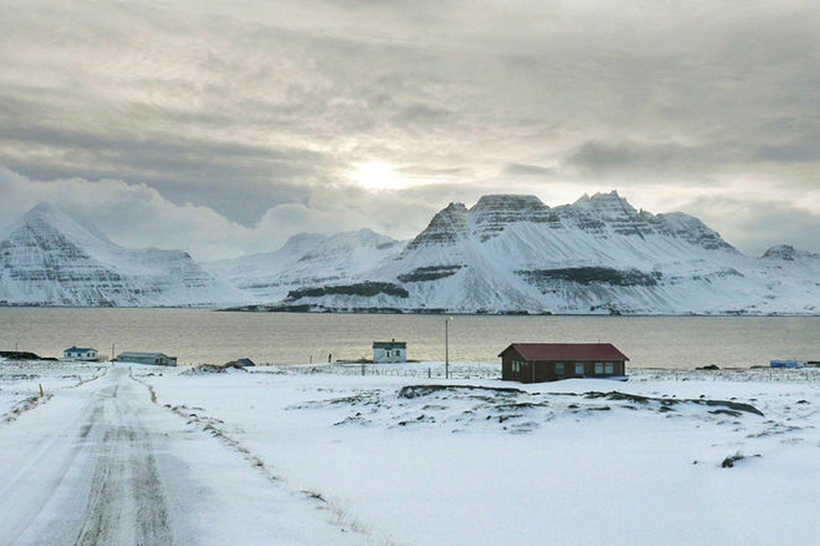 Ófært er norður í Árneshrepp.