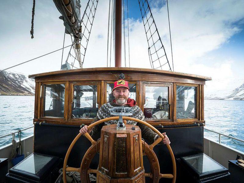 Sigurður Jónsson the sailor is called Búbbi.