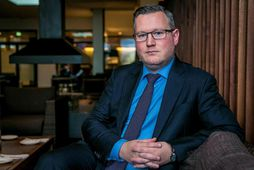 Jens Garðar Helgason, formaður SFS, gerir athugasemd við að kolefnisgjald sé hækkað á sjávarútveginn.