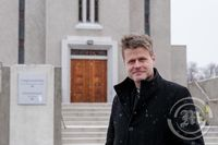 Séra Davíð Þór Jónson