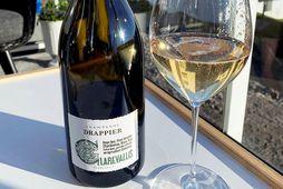 Clarevallis er skemmtilegt vín sem boðar kynslóðaskipti hjá Drappier.