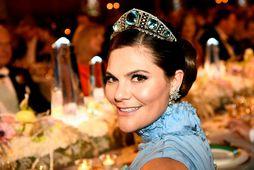 Viktoría krónprinsessa er á leið til Íslands.