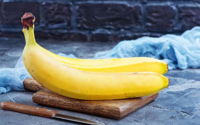 Það er lítið mál að búa til bananaís og hann smakkast líka stórvel!