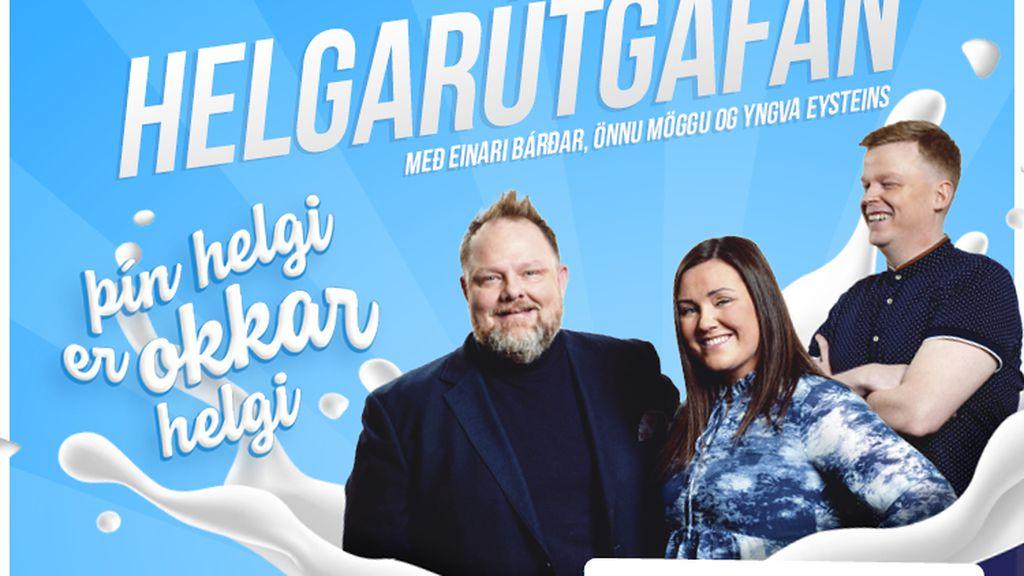 Gísli Marteinn og allt um Eurovision!