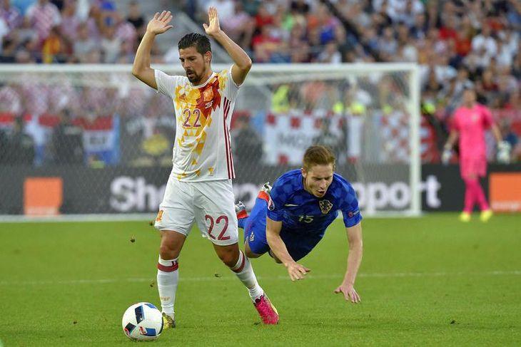 Spænski landsliðsmaðurinn Nolito er kominn til Manchester City frá Celta Vigo.