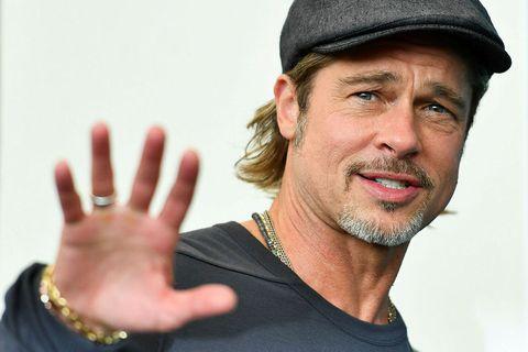 Brad Pitt leggur áherslu á að samskipti kynjanna séu betri eftir #Me Too byltinguna.