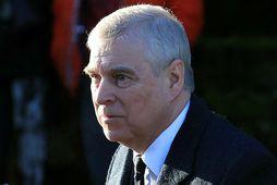Andrew Bretaprins hætti opinberum skyldustörfum vegna tengsla hans við kynferðisbrotamanninn Jeffrey Epstein.