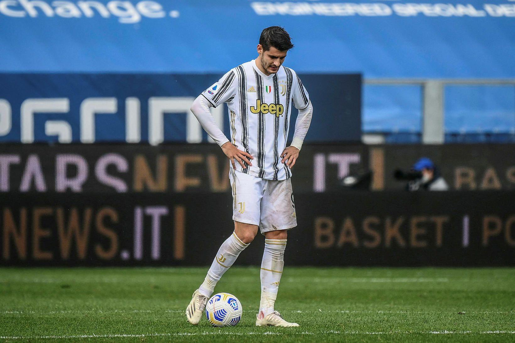 Tímabilið hefur verið erfitt fyrir Juventus.