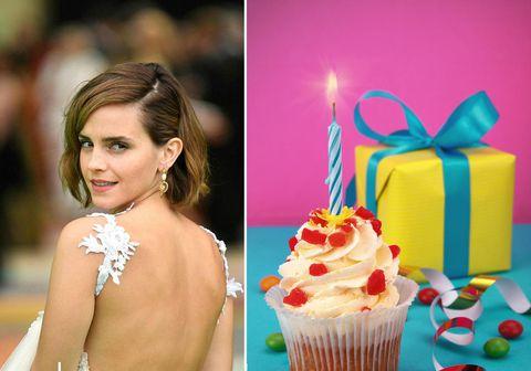 Emma Watson er fædd í þeim mánuði sem virðist gefa af sér kynþokkafyllsta fólkið samkvæmt könnun á afmælisdögum 500 kynþokkafyllstu stjarnanna en hún er fædd í apríl.