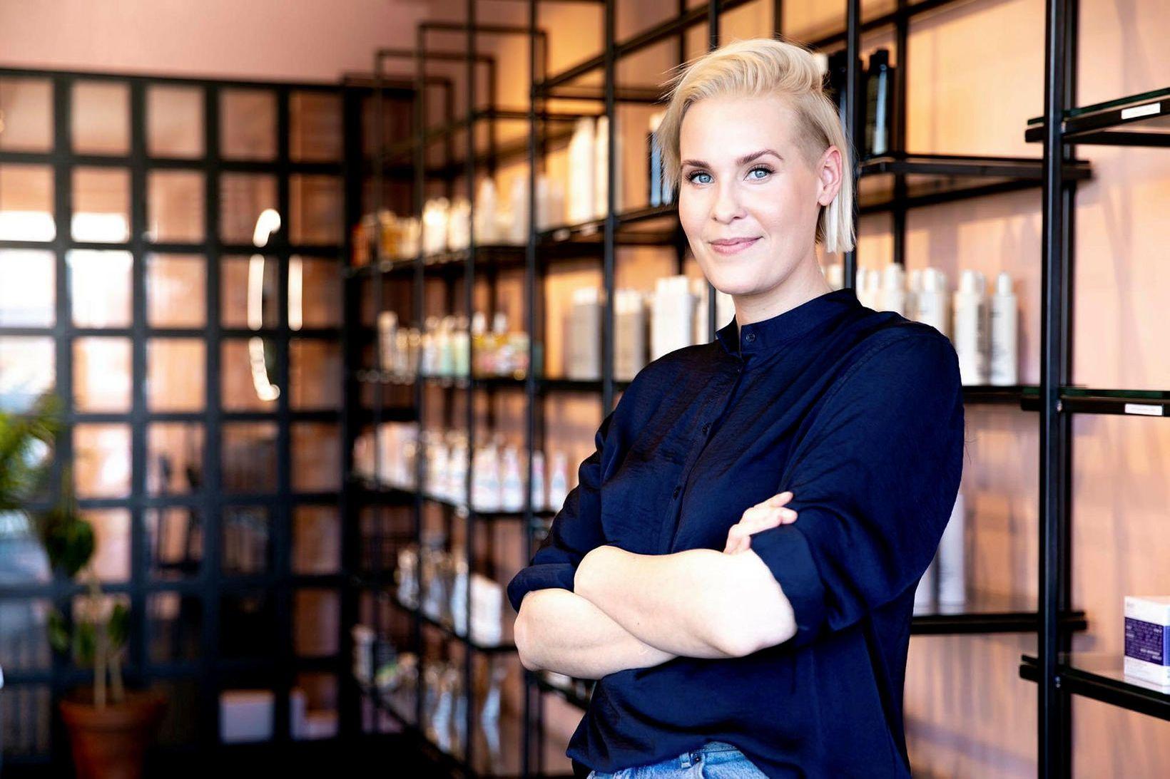 Karin Kristjana Hindborg eigandi Nola.