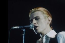 Undirbúa athöfn til minningar um Bowie