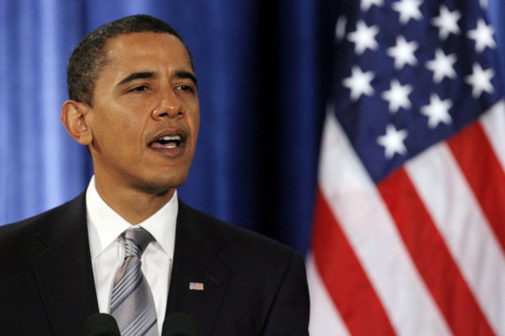 Verður Obama reyklaus forseti?