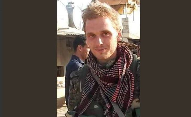 Mannlegir skildir til varnar Afrin