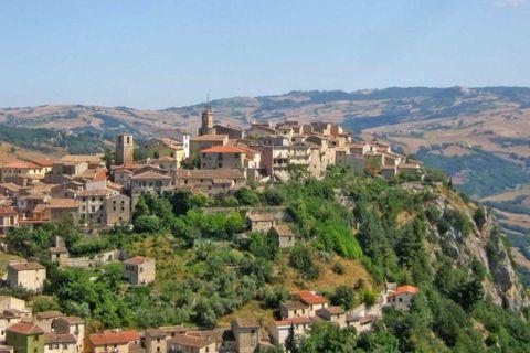 Castropignano á Ítalíu.