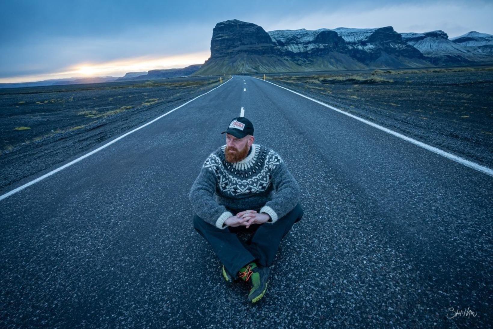 Skúli Már Gunnarsson er ævintýragjarn og elskar að ferðast.